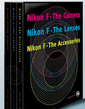 Nikon F Trilogy Books