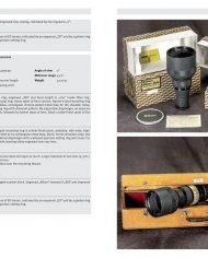 Nikon F Lenses 112-113